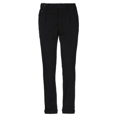 SUITHOMME パンツ ブラック 50 レーヨン 66% / ナイロン 30% / ポリウレタン 4% パンツ