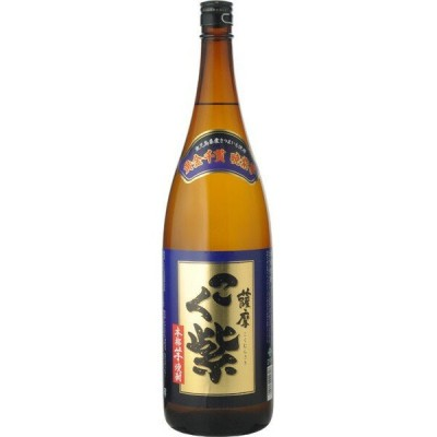 芋焼酎 薩摩こく紫 暁紫芋&黄金千貫25度 1800ml