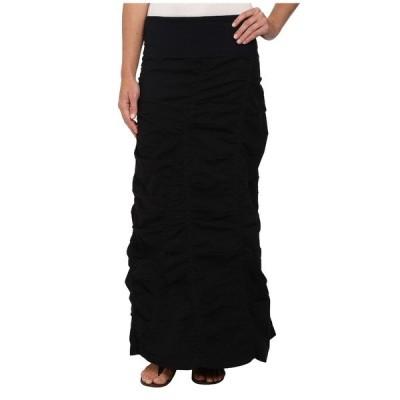 エックスシーブイアイ スカート ボトムス レディース Peasant Skirt Black
