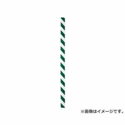 TRUSCO マグネット反射シート 緑・白 50mmX1m TMGH5GW [r20][s9-810]