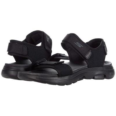 スケッチャーズ Go Walk 5 - Cabourg メンズ サンダル Black