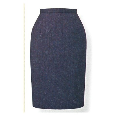 FS457E-1 タイトスカート(9号:52cm丈) 全1色 (フォーク FOLK ヌーヴォ NUOVO 事務服 制服)