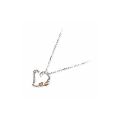 ピンクゴールド ネックレス ダイヤモンド 名入れ 刻印 彼女 プレゼント ジェイリュクス 誕生日 送料無料 レディース