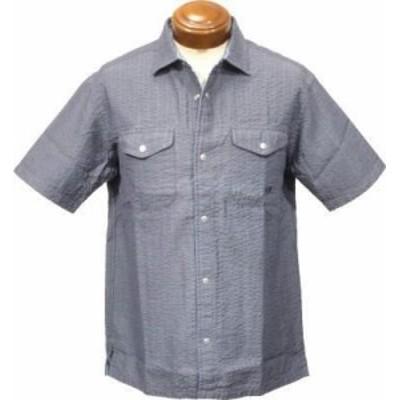 【セール】マクレガー メンズ 半袖シャツ 111166316 リバーシブル M