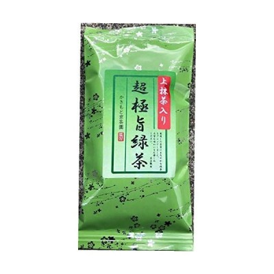 JapaneseTea 上抹茶入り超極旨緑茶 100g 全国 クリックポスト ポイントアップ30倍
