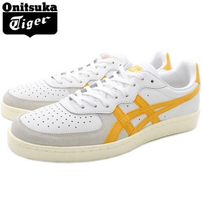 オニツカタイガー スニーカー Onitsuka Tiger メンズ 男性用 ジーエスエム White/Tiger Yellow ( GSM ホワイト 靴 シューズ 1183A353-105 )