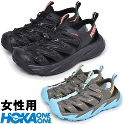 ホカオネオネ W ホパラ 女性用 HOKA ONE ONE W HOPARA 1106535 レディース スポーツサンダル (1299-0008)