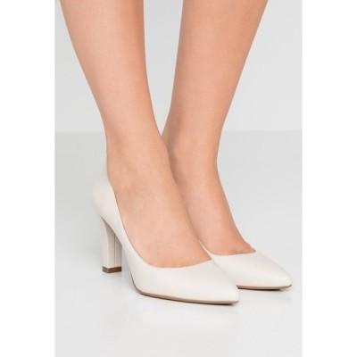 マイケルコース ヒール レディース シューズ ABBI FLEX - Bridal shoes - light cream