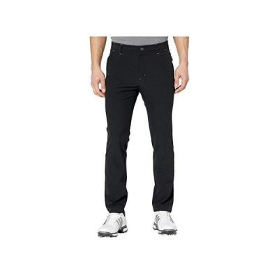 アディダス Ultimate Tapered Fit Pants メンズ パンツ ズボン Black 1