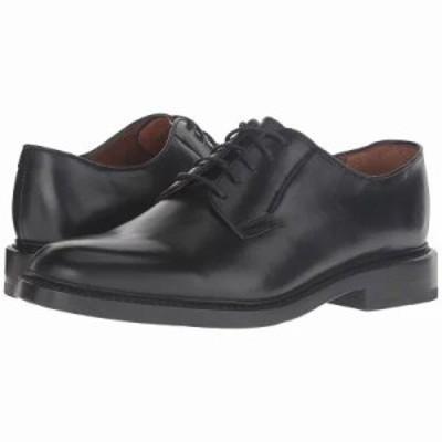 フライ 革靴・ビジネスシューズ Jones Oxford Black Vintage Veg Tan