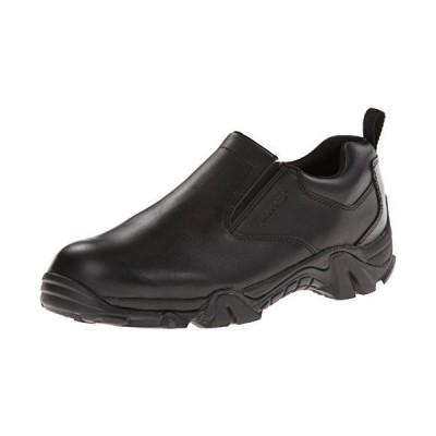 Bates メンズ GX スリップオン ワークブーツ US サイズ: 9.5 カラー: ブラック