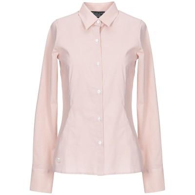 PHILIPP PLEIN シャツ ライトピンク S コットン 97% / ポリウレタン 3% シャツ