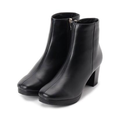 SHOO・LA・RUE / チャンキーヒールショートブーツ WOMEN シューズ > ブーツ