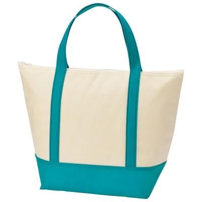 (BACKYARD/バックヤード)保冷保温トートバッグ お買い物バッグ/ユニセックス ライトブルー