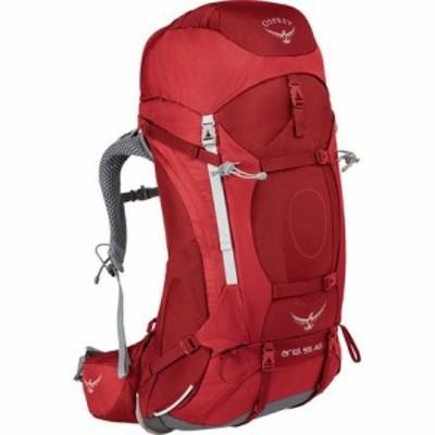 オスプレイ パック キャンプ用品 Ariel AG 55L Backpack - Womens