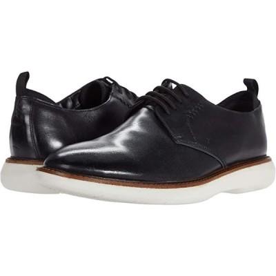 クラークス Brantin Low メンズ オックスフォード Black Leather