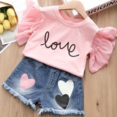 女の子 チェックセット韓国子供服 2点上下セットフォーマル カジュアルパンツセット キッズ ダンス シャツパジャマ +Tシャツ カジュアル