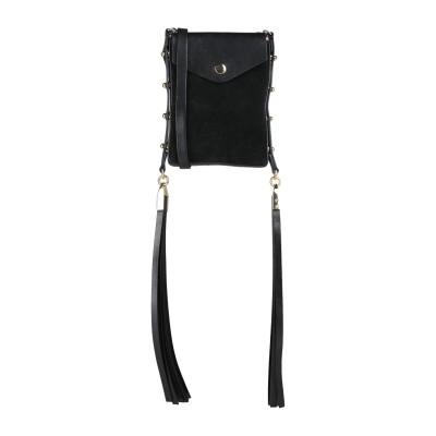 イザベル マラン ISABEL MARANT メッセンジャーバッグ ブラック 革 メッセンジャーバッグ