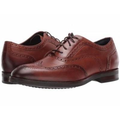Cole Haan コールハーン メンズ 男性用 シューズ 靴 オックスフォード 紳士靴 通勤靴 Lewis Grand 2.0 Wing Tip Oxford【送料無料】