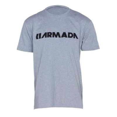 Tシャツ Armada Icon Tシャツ メンズ ユニセックス Tシャツ トップスHeather