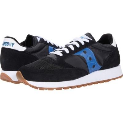 サッカニー Saucony Originals メンズ スニーカー シューズ・靴 Jazz Original Vintage Black/Blue