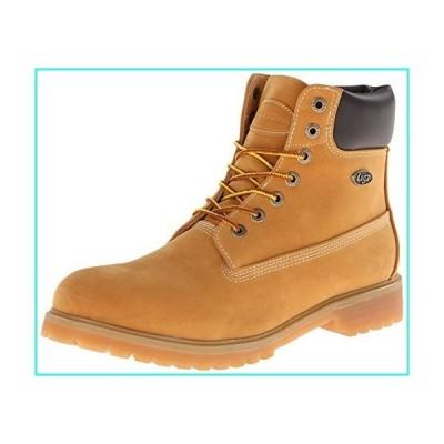 【新品】Lugz Men's Convoy Fashion Boot Winter, Golden Wheat/Bark/Tan/Gum, 7.5DUS(並行輸入品)