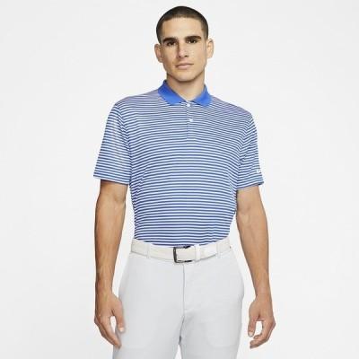ナイキ メンズ ポロシャツ トップス Nike Dry Victory Stripe Golf Polo