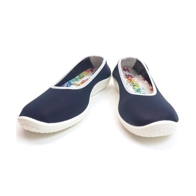 アルコペディコ(ARCOPEDICO) レディース シューズ L'ライン LOLITA-S ロリータエス ネイビー 5061201 靴 パンプス バレエシューズ コンフォートシューズ