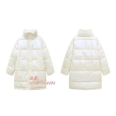 ダウンコート暖かいロング丈Aラインアウター20代30代ダウンジャケット上品大きいサイズ40代軽い2020秋冬新作50代レディース