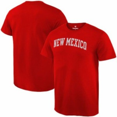 Fanatics Branded ファナティクス ブランド スポーツ用品  Fanatics Branded New Mexico Lobos Red Basic Arch Expansi