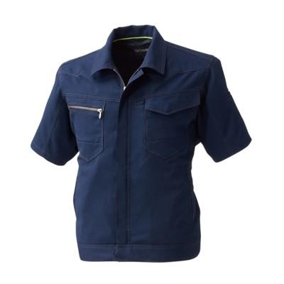 SOWA 961 半袖ブルゾン 作業服