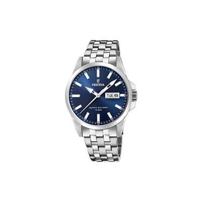 フェスティナ クラシックスチールウォッチ Festina メンズ腕時計 F20357/3