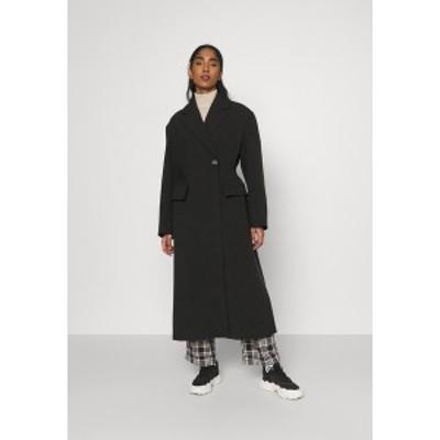 ウィークデイ レディース コート アウター SETH COAT - Classic coat - black black