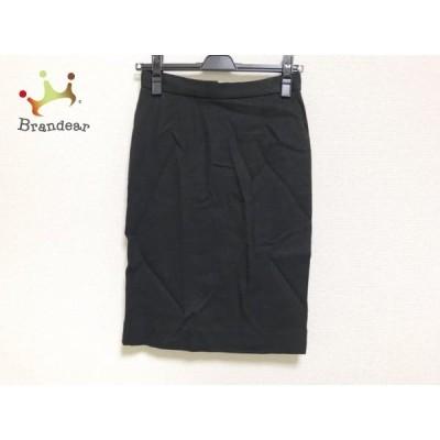 ミスアシダ miss ashida スカート サイズ9 M レディース 美品 黒     スペシャル特価 20200508