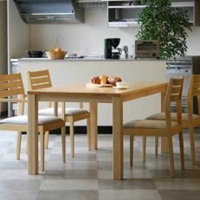 ダイニングテーブル HOLZ-hm 160×85×72 WAプラス
