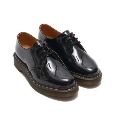 ブーツ Dr.Martens / CORE 1461 BLACK PATENT LAMPER_mtn