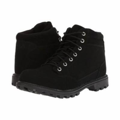 フィラ ブーツ Nycon Boot Black/Black/Metallic Silver