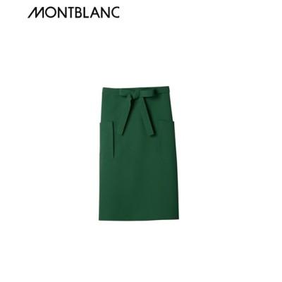 MONTBLANC サロンエプロン(男女兼用) 【業務用】コック服