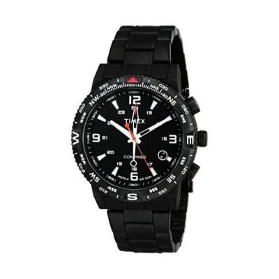 タイメックス 腕時計 Timex T2P288DH メンズ T2P288 Intelligent クォーツ Adventure シリーズ ブラック ステンレス _no_color_