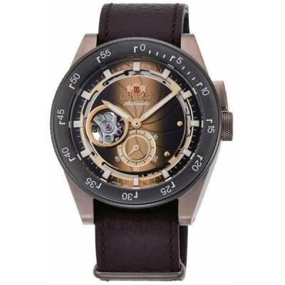 【送料無料】オリエント ORIENT メンズ腕時計 海外モデル RETRO FUTURE CAMERA AUTOMATIC オートマチック オープンハート RA-AR0204G00B