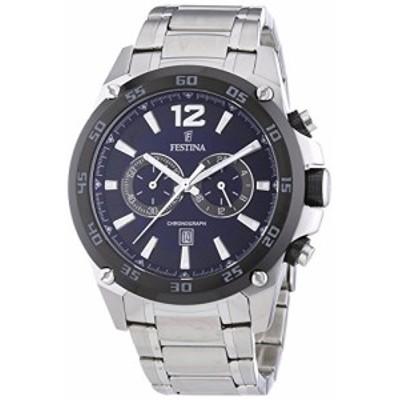 腕時計 フェスティナ フェスティーナ Festina Chrono Sport Mens Chronograph Solid Case