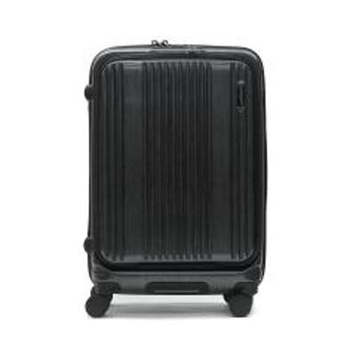 BERMAS【正規品1年保証】バーマス スーツケース BERMAS キャリーケース ファスナー フロントオープン INTER CITY インターシティー 53L 3~5泊 USBポート 4輪 ハード 旅行 ビジネス 出張 60501 ブラックヘアライン(71)