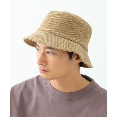 BEAMS MEN / BEAMS HEART / コーデュロイ バケットハット MEN 帽子 > ハット