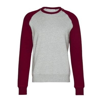 バイ ガーメント メイカーズ パーカー・スウェットシャツ メンズ アウター UNISEX JAMES - Sweatshirt - merlot
