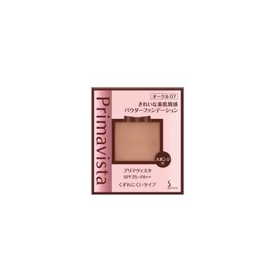 花王 ソフィーナ プリマヴィスタ きれいな素肌質感パウダーファンデーション SPF25/PA++ オークル07 9g