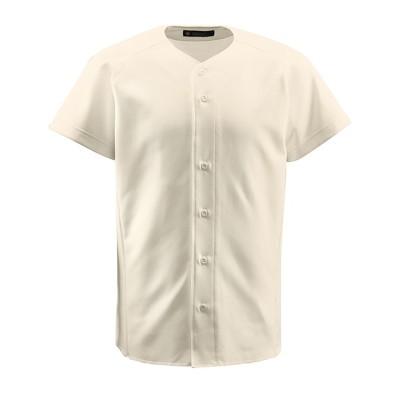 (DESCENTE/デサント)【野球】フルオープンシャツ/メンズ アイボリー系