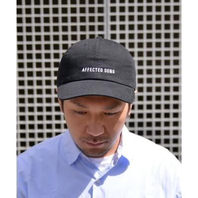 帽子 キャップ CELEB  AFFECTED SONG ローキャップ