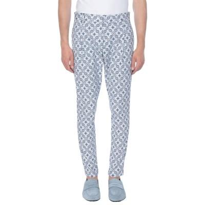 NEILL KATTER パンツ ホワイト 44 コットン 97% / ポリウレタン 3% パンツ
