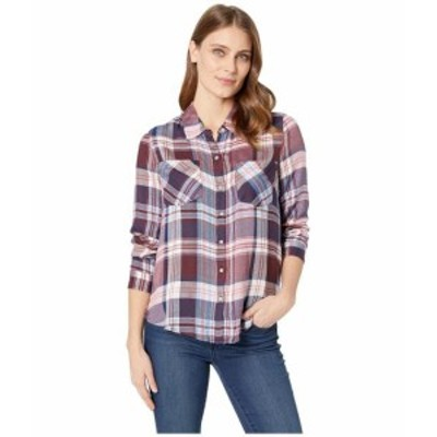 Lucky Brand ラッキーブランド 服 一般 Classic Pleat Back Plaid Shirt