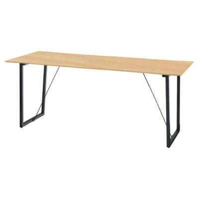 ダイニングテーブル Luca オーク 机 デスク 木製 おしゃれ アンティーク JPB-96OAK / 東谷